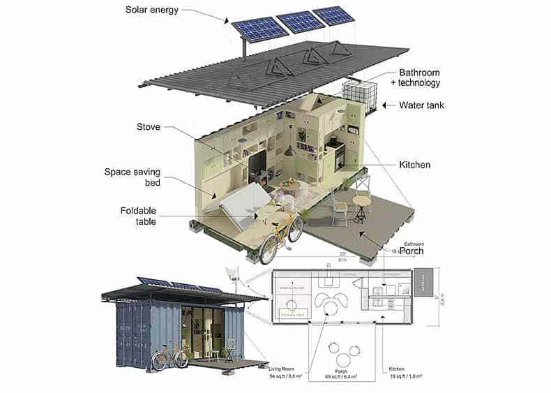 shipping container cabin2-12