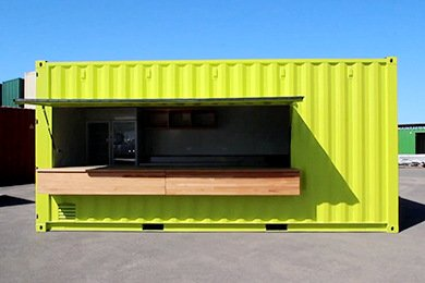 Sea Container Cafe