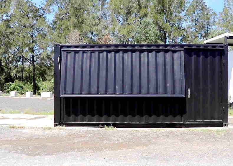 Portable Container Pop-Up Bar10