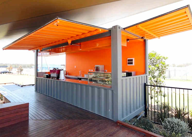 Portable Container Pop-Up Bar11