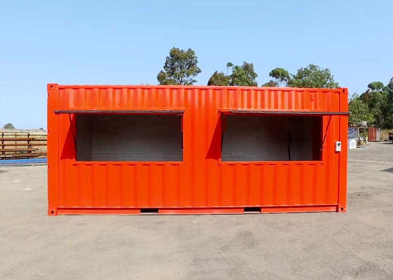 Portable Container Pop-Up Bar12