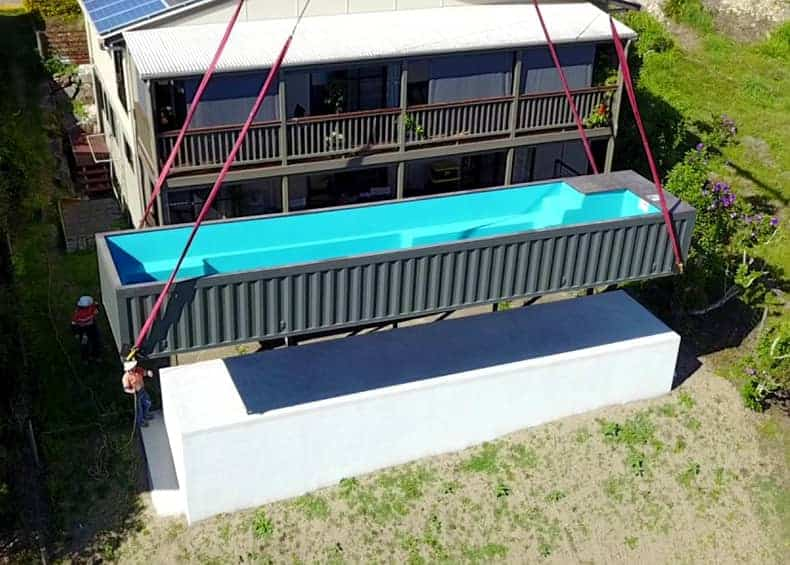 Portable Swimming Pool1
