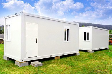 Prefabricated Container House2