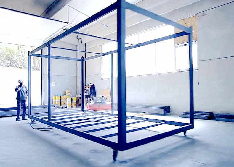 Prefabricated Container House4