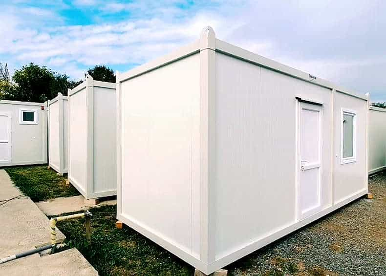 Prefabricated Container House5