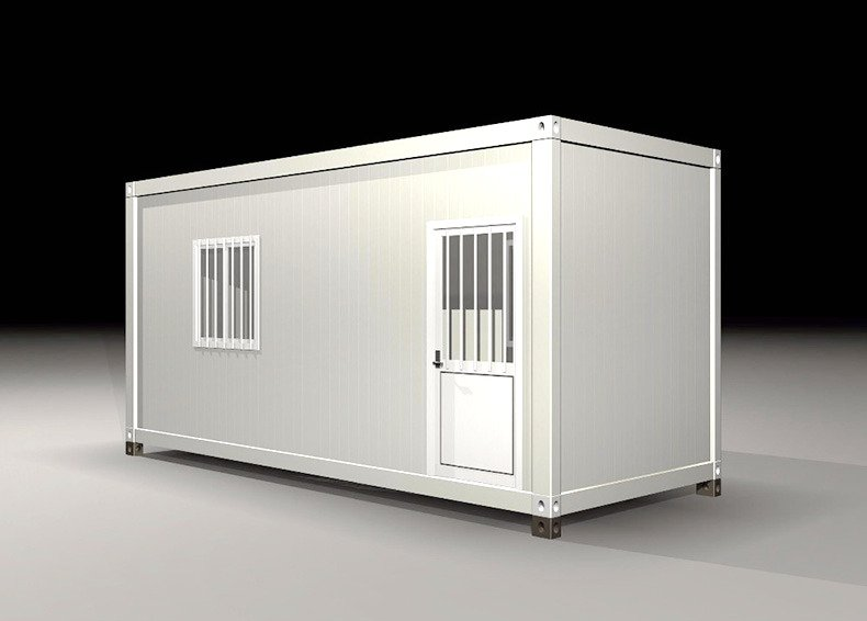 Prefabricated Container House8