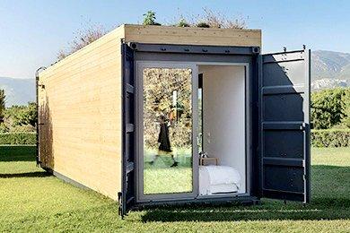 bioclimatic Tiny Home