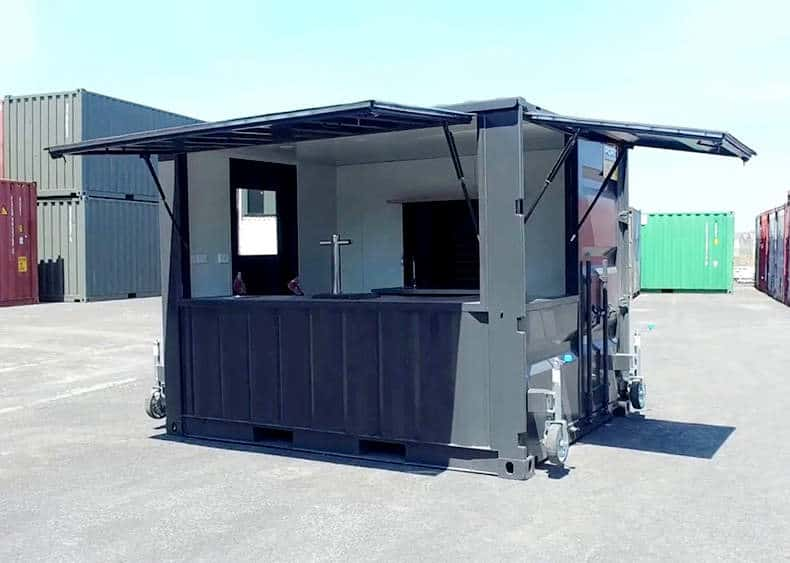 coffee container kiosk11