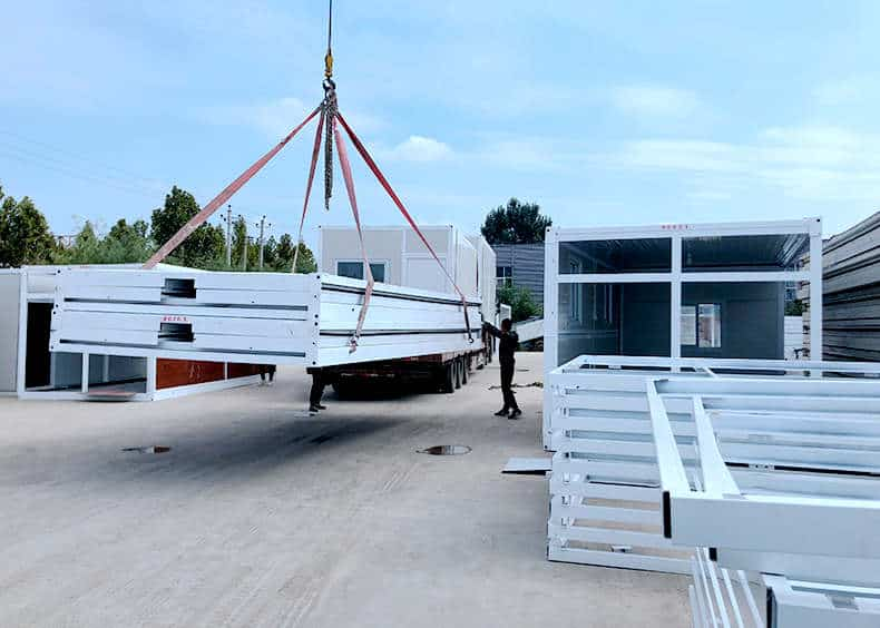 folding container house3