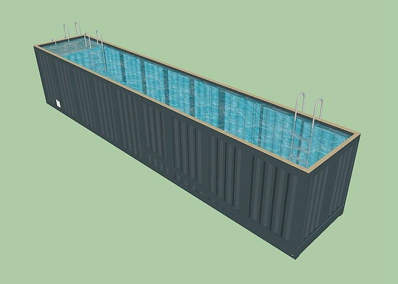 shipping container pool2